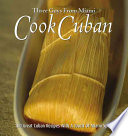 """Three Guys from Miami Cook Cuban"" by Glenn M. Lindgren, Raúl Musibay, Jorge G. Castillo"