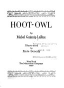 Hoot Owl Book