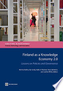 Finland as a Knowledge Economy 2 0