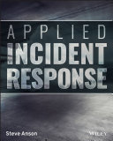 Applied Incident Response Pdf/ePub eBook