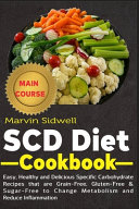 SCD Diet Cookbook Book PDF