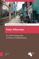 Asian Alleyways