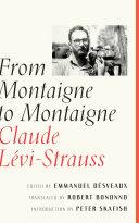 From Montaigne to Montaigne