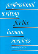 Professional Writing for the Human Services