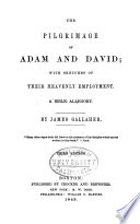 The Pilgrimage of Adam and David Book