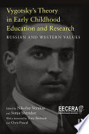 Vygotsky   s Theory in Early Childhood Education and Research Book