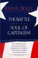 The Battle for the Soul of Capitalism Book