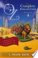 Oz The Complete Collection Volume 4 Bind Up