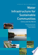 Water Infrastructure for Sustainable Communities Book