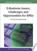 E Business Issues  Challenges and Opportunities for SMEs  Driving Competitiveness Book