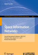 Space Information Networks