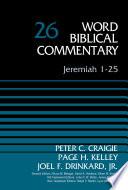 Jeremiah 1 25