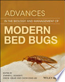 Advances in the Biology and Management of Modern Bed Bugs Book
