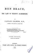 Ben Brace  the last of Nelson s Agamemnons Book PDF
