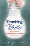 Teaching Better