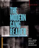 The Modern Gang Reader