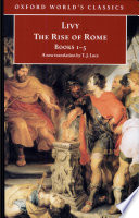 The Rise of Rome   Books One to Five