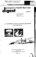 Pdf Public Health Service publication. no. 1071-A 1-5, 1963-71