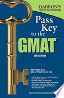 Pass Key to the GMAT