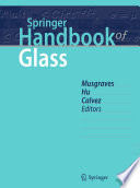 Springer Handbook of Glass