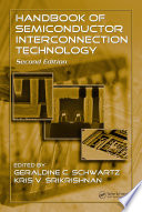 Handbook of Semiconductor Interconnection Technology Book