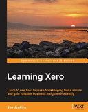 Learning Xero