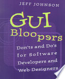 GUI Bloopers Book