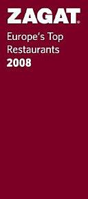 Europe s Top Restaurants 2008