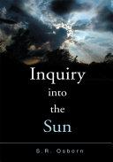 Pdf Inquiry Into the Sun
