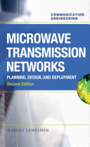 Pdf Microwave Transmission Networks, Second Edition Telecharger