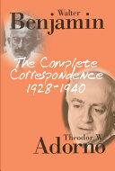 Pdf The Complete Correspondence 1928 - 1940