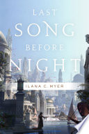 Last Song Before Night Book