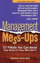 Management Mess Ups