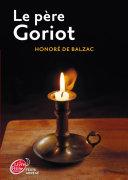Pdf Le père Goriot - Texte abrégé Telecharger