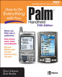 How to Do Everything with Your Palm Handheld  Fifth Edition