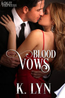 Blood Vows Book