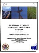 Renewable Energy Resources Program Report Book PDF