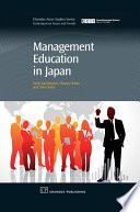 Management Education in Japan Book