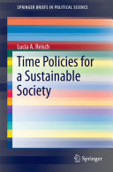 Time Policies for a Sustainable Society
