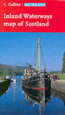Inland Waterways Map of Scotland
