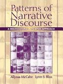 Patterns of Narrative Discourse