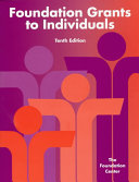 Foundation Grants To Individuals Book PDF