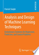 Analysis And Design Of Machine Learning Techniques Book PDF