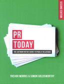 Cover of PR Today