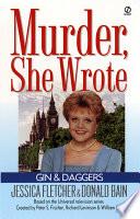 Murder  She Wrote  Gin and Daggers