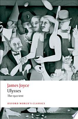 Book cover of 'Ulysses' by James Joyce