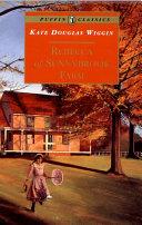 Rebecca of Sunnybrook Farm Book