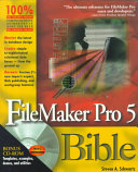 Filemaker Pro 5 Bible