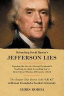 Debunking David Barton's Jefferson Lies