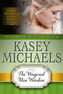 The Wagered Miss Winslow  Alphabet Regency Romance